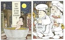 'In the Night Kitchen' Maurice Sendak (1928-), 1970