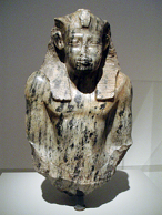 Egyptian Pharaoh Senusret I, -1962