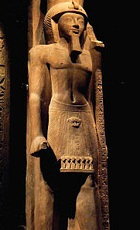Egyptian Pharaoh Seti II, -1203