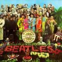 'Sgt. Peppers Lonely Hearts Club Band' by the Beatles, 1967