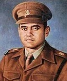 Indian Maj. Shaitan Singh (1924-62)