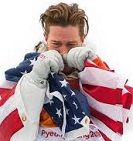 Shaun White of the U.S. (1986-)