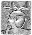 Egyptian Pharaoh Shishak I (d. -922)