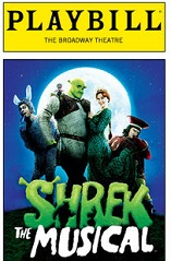 'Shrek The Musical', 2008