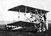 Sopwith Camel, 1916