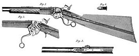 Spencer Repeating Rifle, 1860