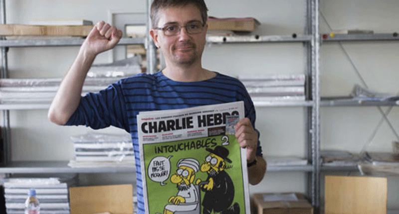 Stephane 'Charb' Charbonnier (1967-2015)