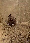 'Winter, Fifth Avenue', by Alfred Stieglitz (1864-1946), 1893