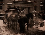 'The Terminal', by Alfred Stieglitz (1864-1946), 1893