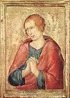 'St. John the Evangelist' by Simone Martini, 1339