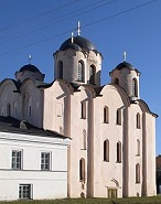 St. Nicholas Church, Novgorod