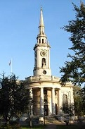 St. Paul's Cathedral, Deptford, 1712-30