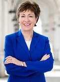 Susan Margaret Collins of the U.S. (1952-)