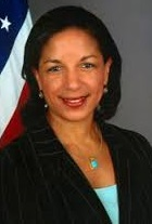 Susan Elizabeth Rice of the U.S. (1964-)