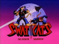 'SWAT Kats: The Radical Squadron', 1993-5