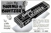 Switzer's Licorice