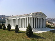 Temple of Artemis at Ephesus, -550