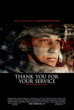 'Thank You for Your Service', 2017