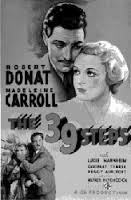 'The 39 Steps', 1935