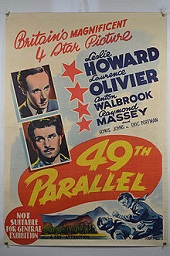 'The 49th Parallel', 1941