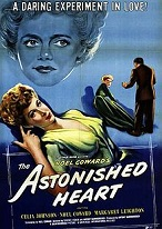 'The Astonished Heart', 1950