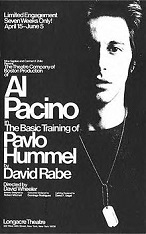 'The Basic Training of Pavlo Hummel', 1971