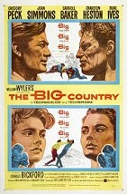 'The Big Country', 1958