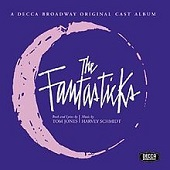 'The Fantasticks', 1960
