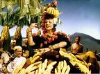 'The Gangs All Here', starring Carmen Miranda (1909-55), 1943