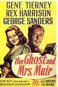 'The Ghost and Mrs. Muir', 1947