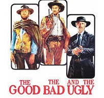 'The Good, the Bad and the Ugly', 1966