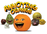 'The High Fructose Adventures of Annoying Orange', 2012-4