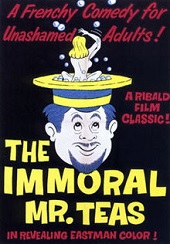 'The Immoral Mr. Teas', 1959