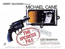 'The Ipcress File', 1965