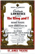 'The King and I', 1951