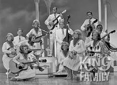 'The King Family Show', 1965-9
