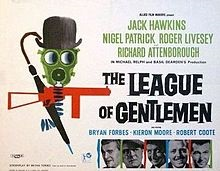 'The League of Gentlemen', 1960