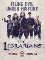 'The Librarians', 2014-