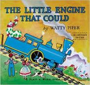 'The Little Engine That Could', by Watty Piper, 1930