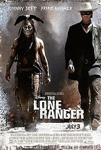 'The Lone Ranger', 2013