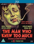 'The Man Who Knew Too Much', 1934