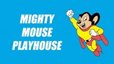 'The Mighty Mouse Playhouse', 1955-67