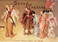 'The Mikado', 1885