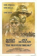 'The Missouri Breaks, 1976