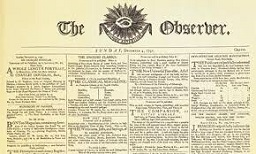 The Observer, 1791