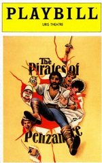 'The Pirates of Penzance', 1879
