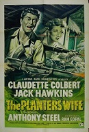 'The Planter's Wife', 1952
