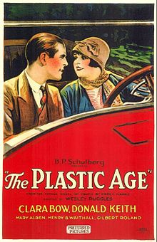'The Plastic Age', 1925