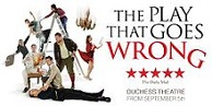'The Play That Goes Wrong', 2014