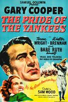 'The Pride of the Yankees', 1942